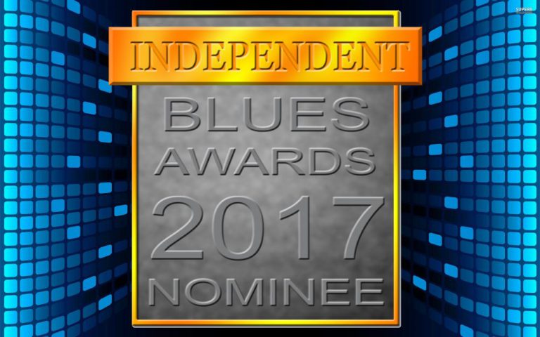 Markey Blue Receives FOUR Nominations in the 2017 Independent Blues Awards