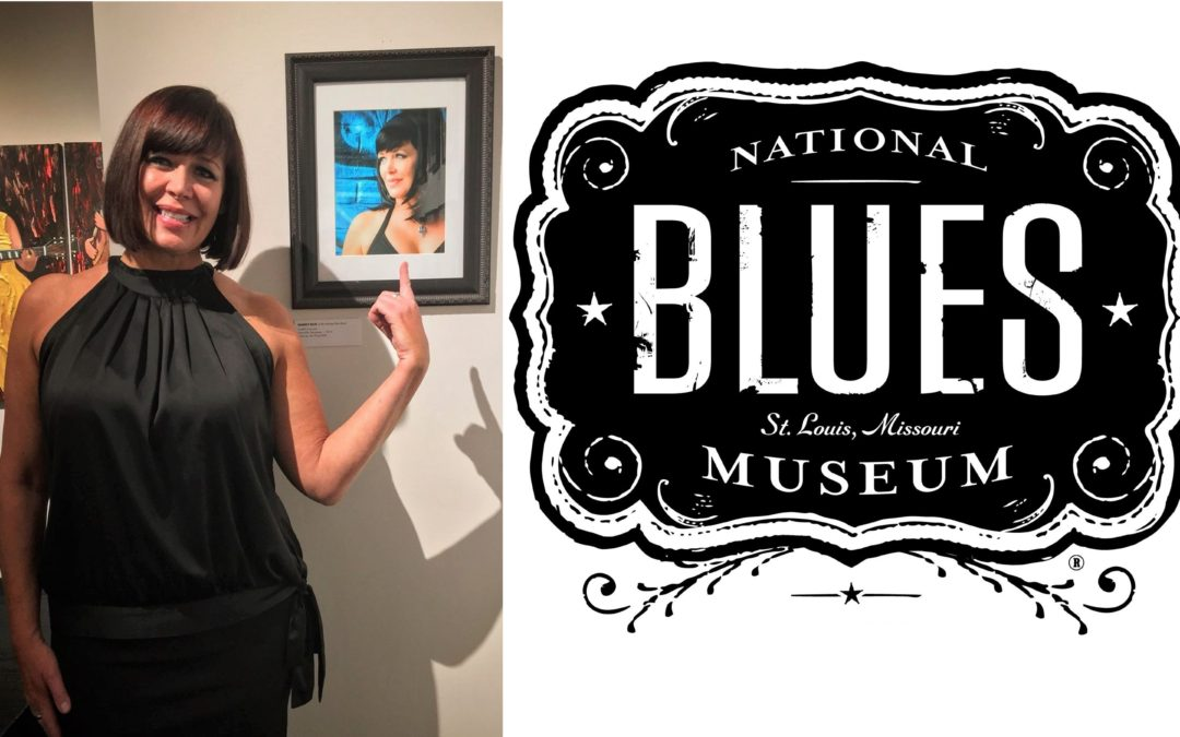 Markey Blue Included in Exhibit at the National Blues Museum